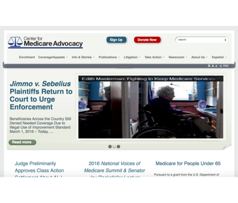 Center for Medicare Advocacy